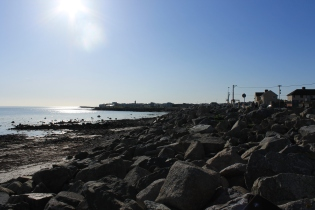 Salthill, Galway bay