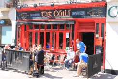 One of THE pubs to go to for the Irish experience