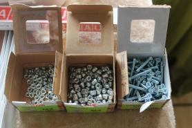 Lots of screws